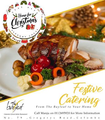 Festive Catering Menu